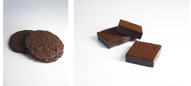 LIFE IS PATISSIER(ライフ イズ パティシエ)「生チョコレート(トンカ)・ショコラサブレ」