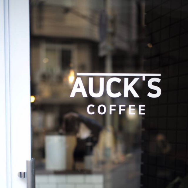 AUCK'S COFFEE