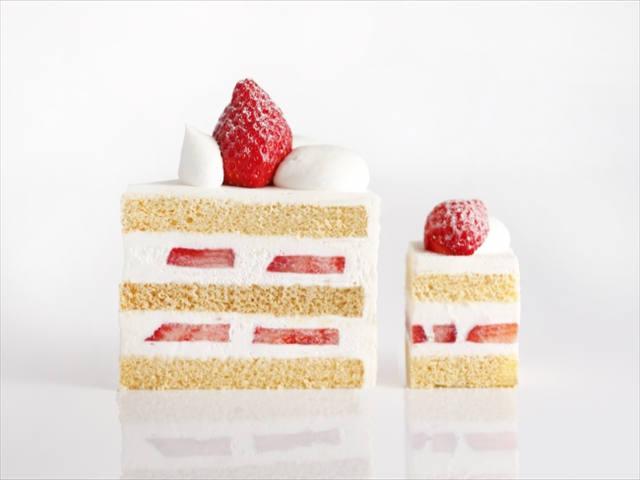 ニューオオタニ ショートケーキ