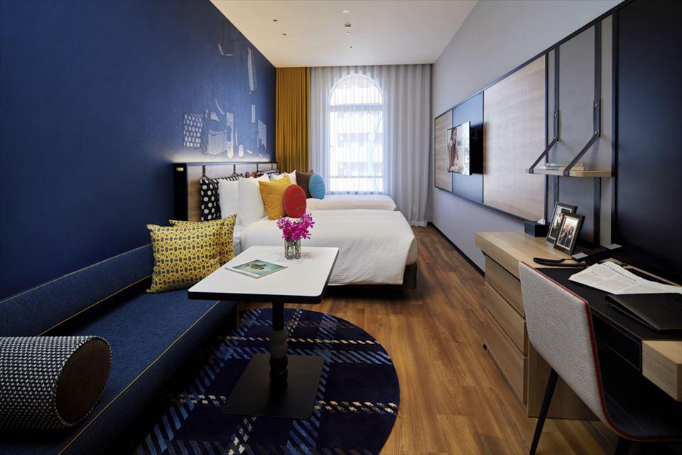 新しいスタイルの長期滞在型ホテル「シタディーンなんば大阪」グランドオープン!