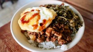 天霸王滷肉飯