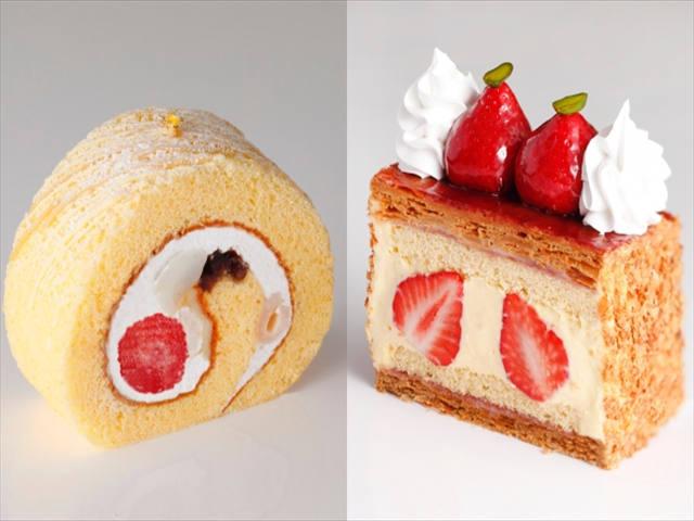 ホテルニューオータニロールケーキ ナポレオン