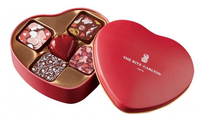ミッドタウン リッツカールトン チョコレート