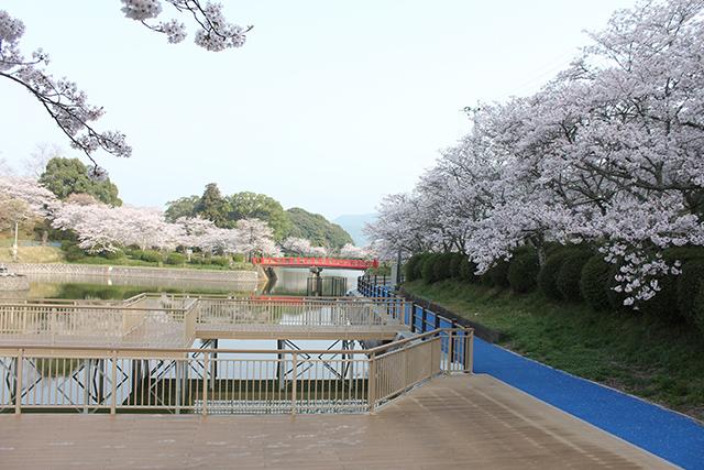 福岡県朝倉市「甘木公園」