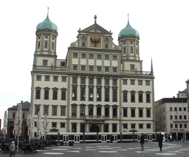 アウグスブルク市庁舎