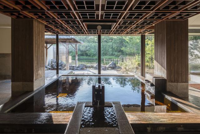シェラトン・グランデ・オーシャンリゾート温泉2