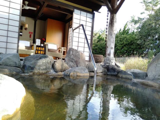 シェラトン・グランデ・オーシャンリゾート温泉4
