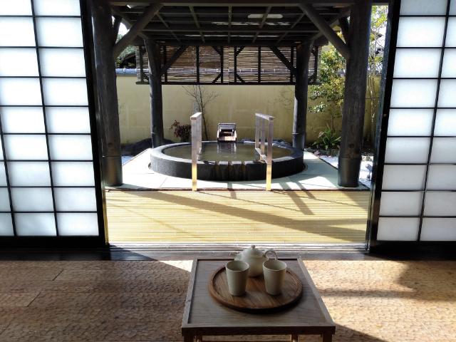 シェラトン・グランデ・オーシャンリゾート温泉6