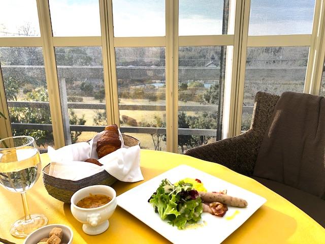 リゾートホテル コルテラルゴ伊豆高原 朝食