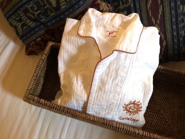 リゾートホテル コルテラルゴ伊豆高原 ルームウェア