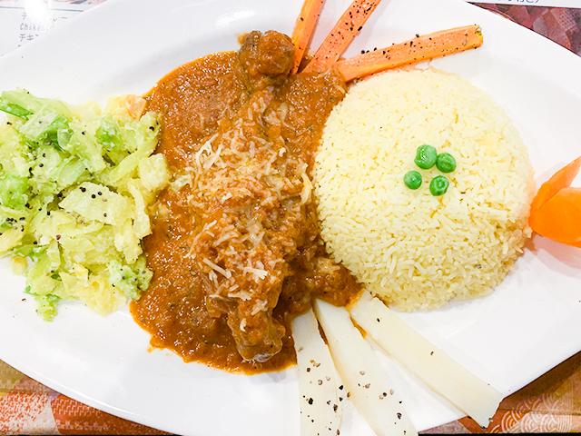 インド料理屋「ラフィー」でここでしか食られない?「ムルガ」を食べてみた
