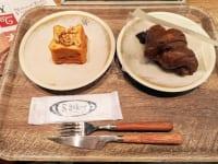 R Baker Inspired by court rosarian 西武新宿PePe店 イートイン