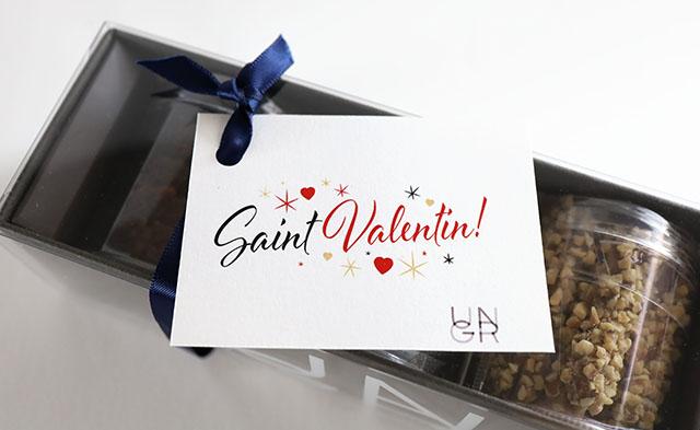 UN GRAIN(アングラン)バレンタインの特別ギフトセット
