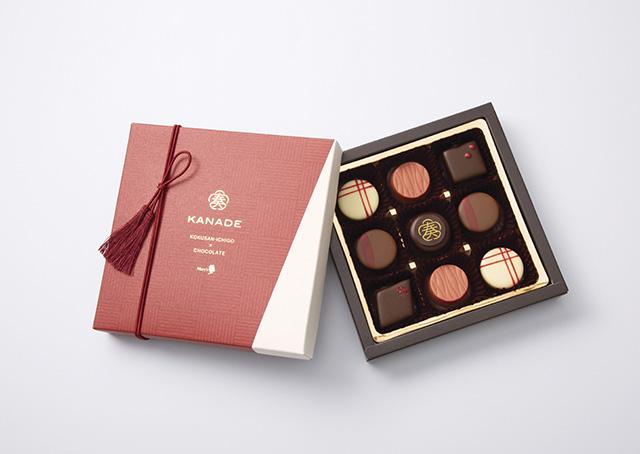 エキュート上野「メリーチョコレート 奏-KANADE-」国産苺コレクション