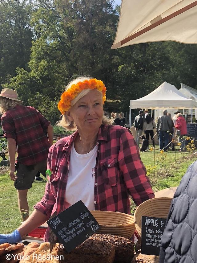 10月の収穫祭