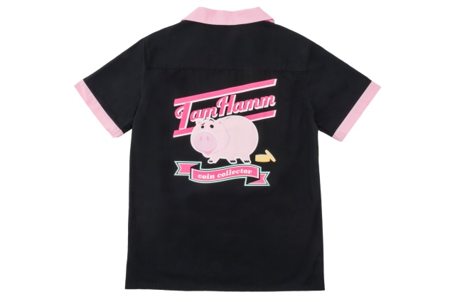 [裏]半袖シャツ
