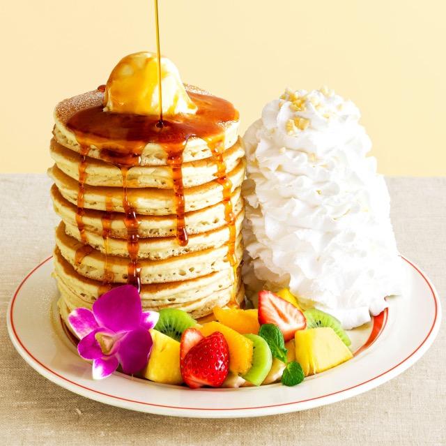10th Anniversary Pancakes