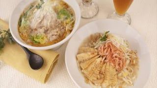 春水堂 サンサイパイローメン 桜海老と筍のまぜ麺