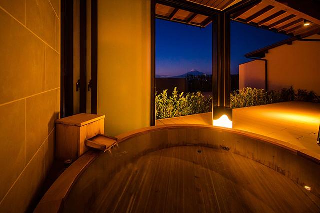 Relux厳選「露天風呂付客室のある人気の宿泊施設」ふたり とわに 縁
