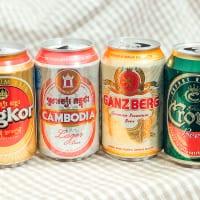カンボジアビール