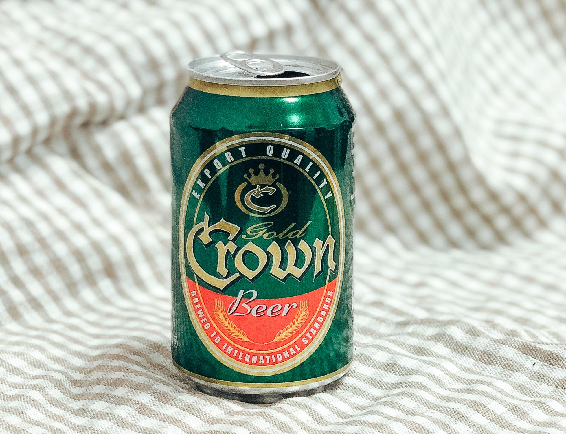 ゴールド・クラウンビール1