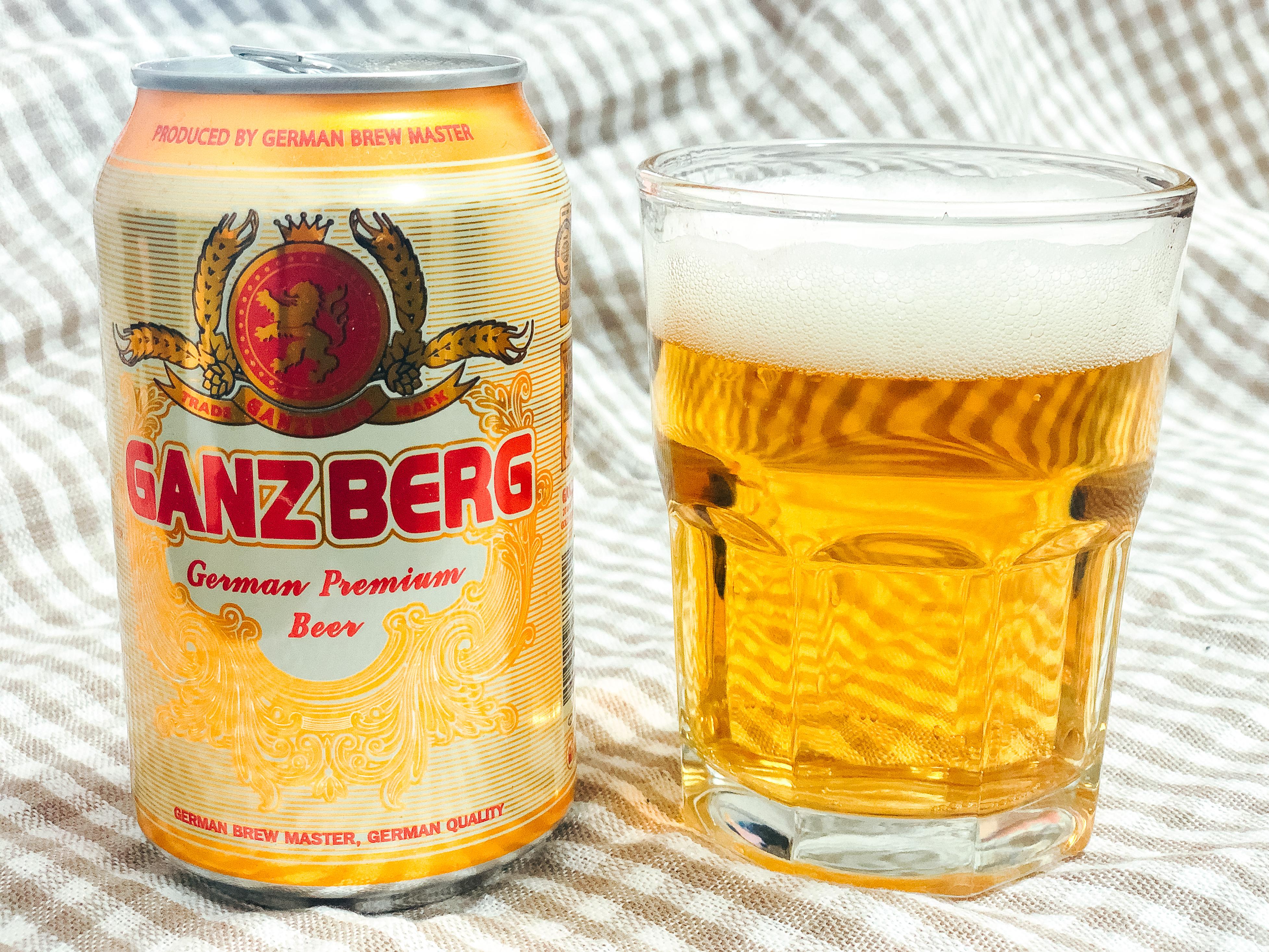 ガンツバーグビール2