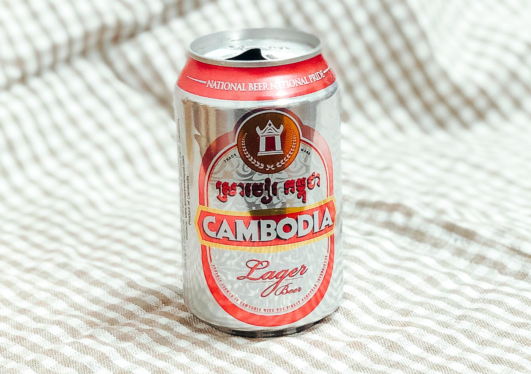 カンボジアビール2