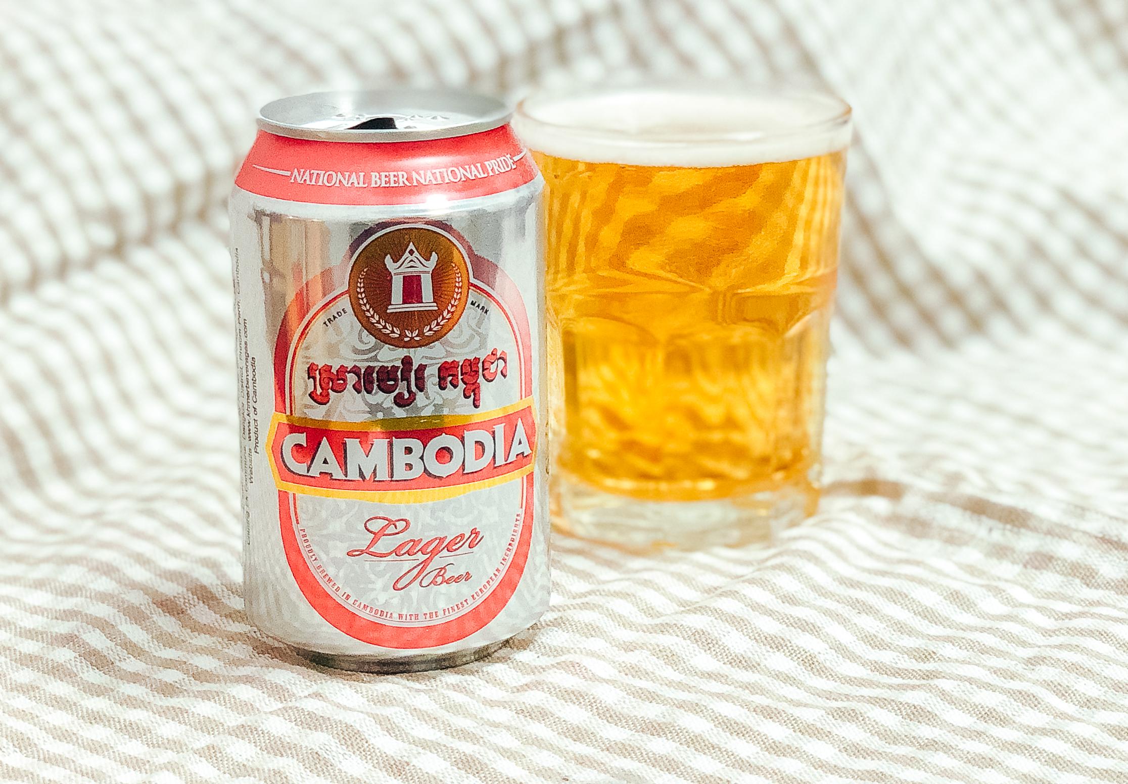 カンボジアビール3