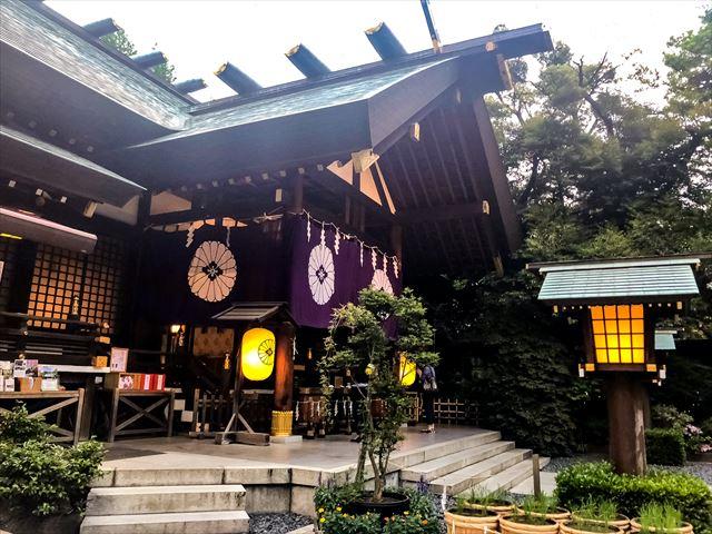 日本全国の縁結び神社
