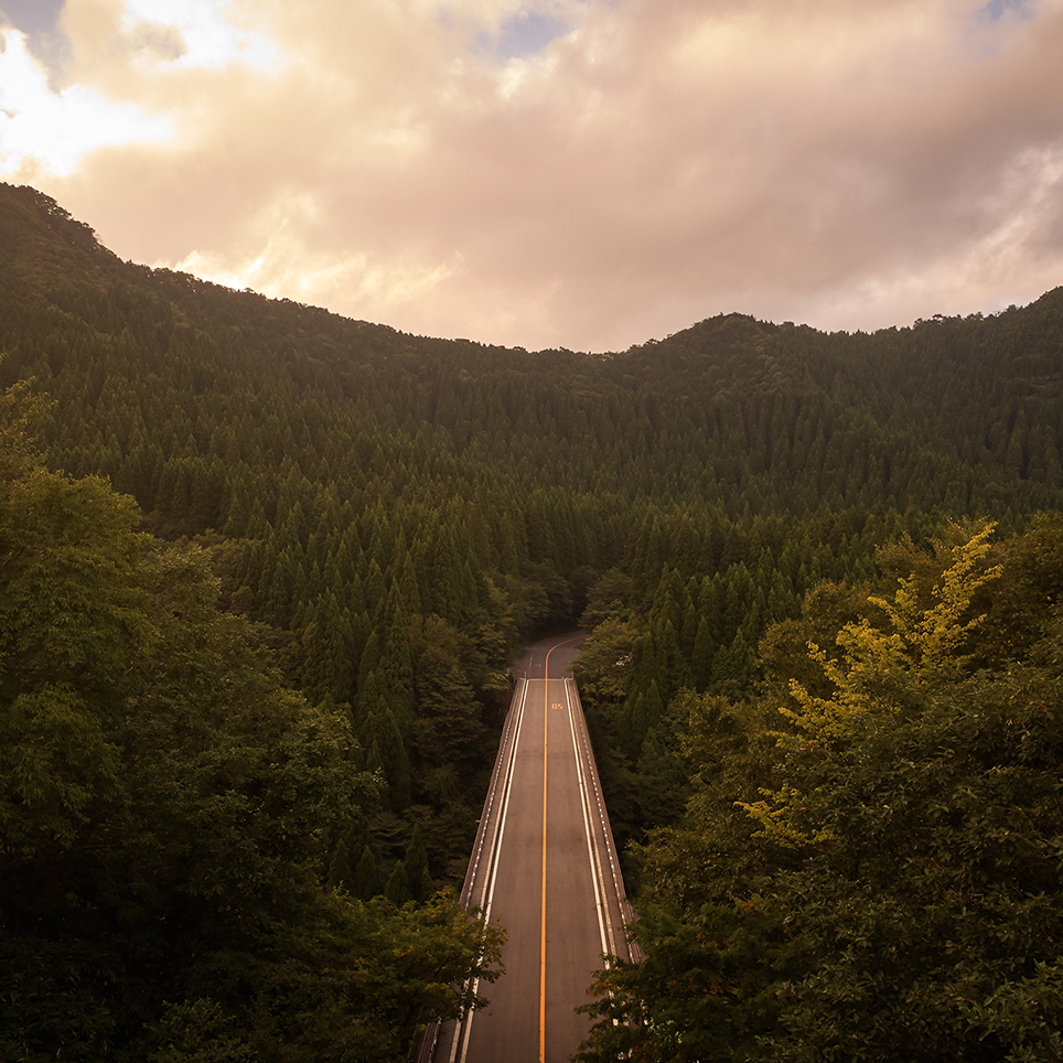 東大山大橋/鳥取県倉吉市