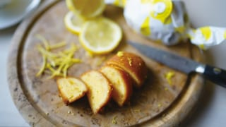 レモンケーキ