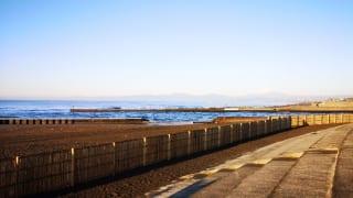 神奈川県立湘南海岸公園散策道