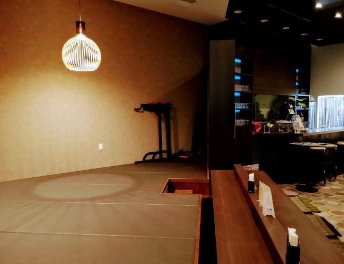 HOTEL THE GATE KUMAMOTO 館内ZASHIKI