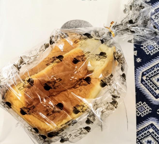 高級食パン専門店偉大なる発明 パン袋