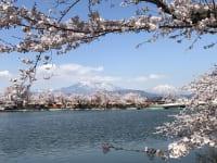 長野県須坂市「臥竜公園」