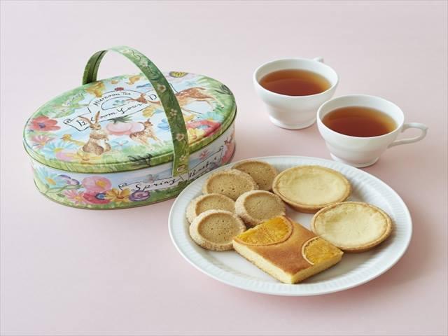 Afternoon Tea スプリングバスケット