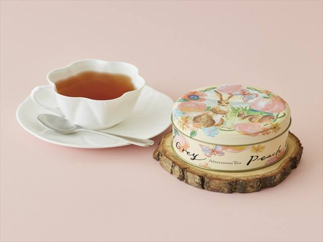 Afternoon Tea ピーチアールグレイ