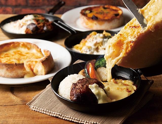 とろ~り濃厚なチーズがとことん堪能できる!チーズ専門店が海老名にオープン