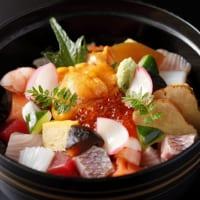 桜バラ寿司
