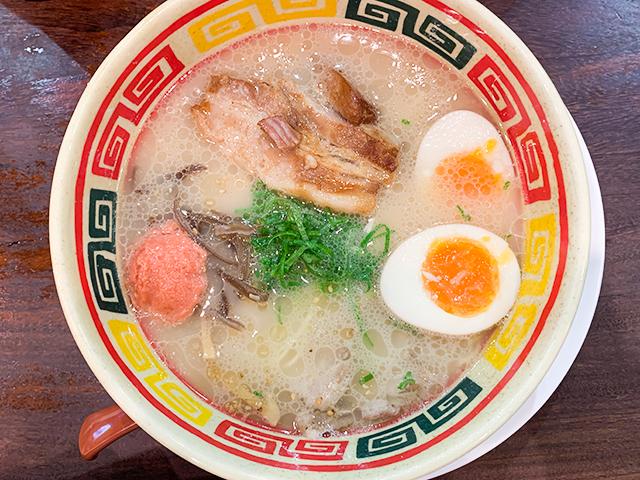 豚骨スープ好きな外国人に人気!「九州じゃんがら」