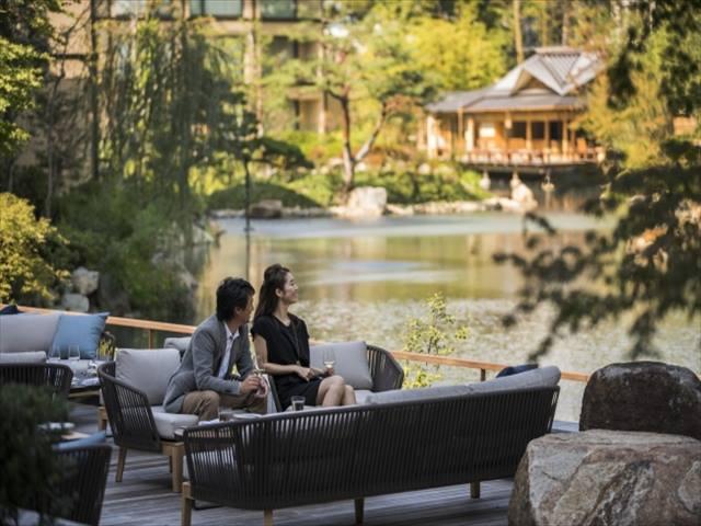 フォーシーズンズホテル京都 ザ・ラウンジ&バー