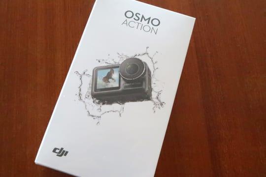Osmo Actionパッケージ