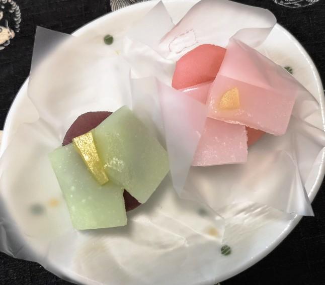 あつた宮餅 月替り和菓子(3月雛祭り)