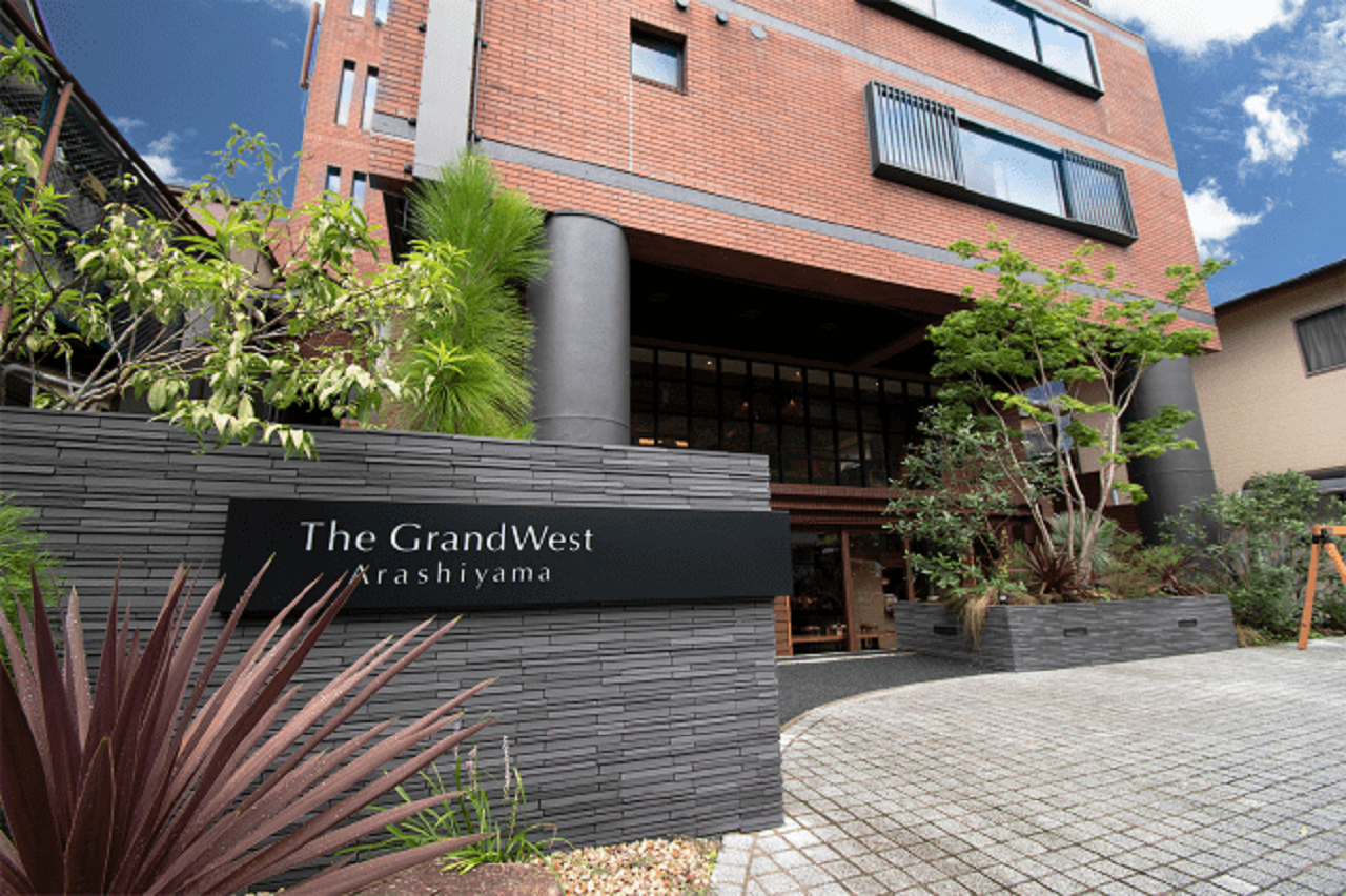 宿泊施設The GrandWest Arashiyama