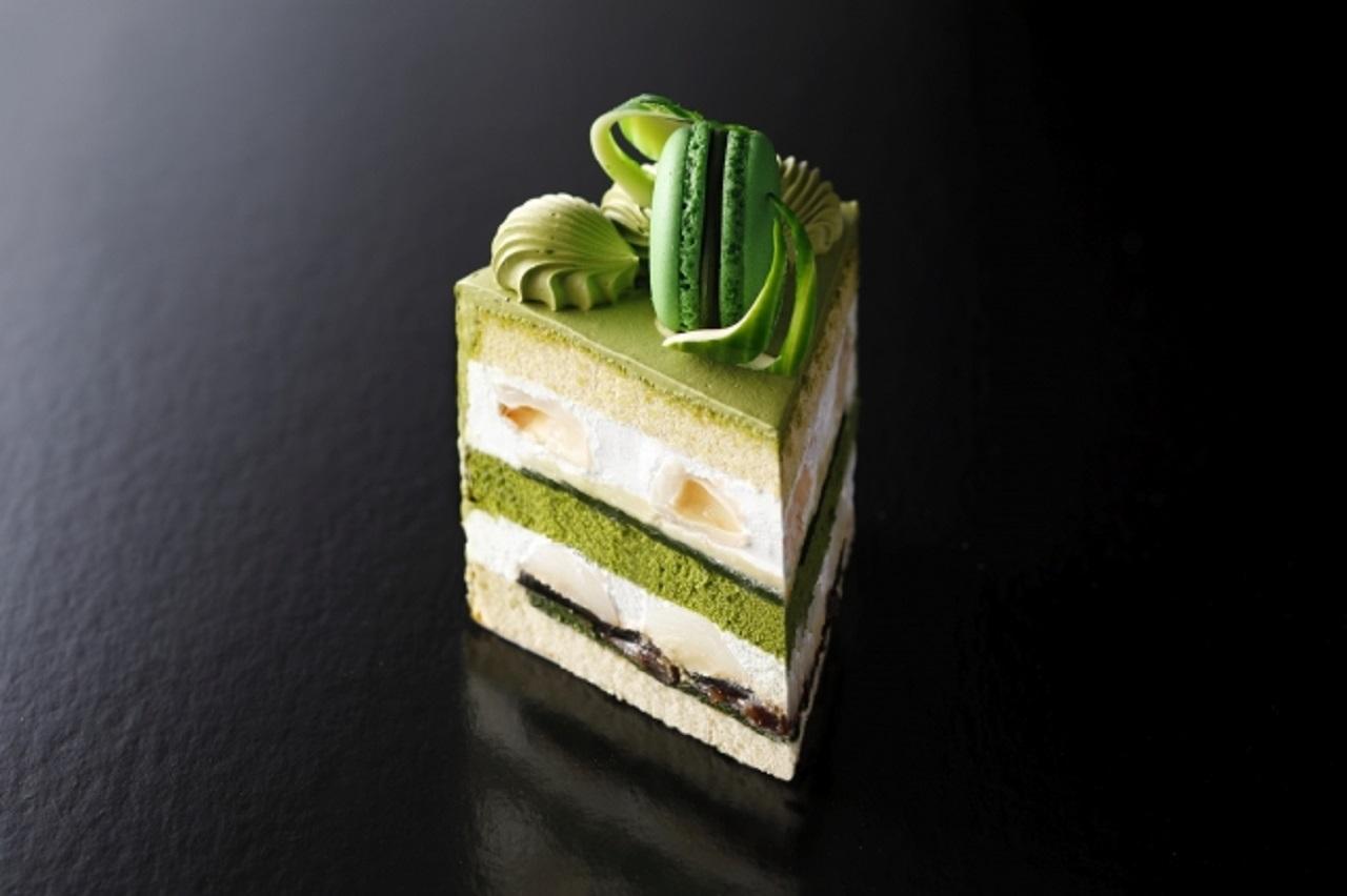 『新edo抹茶ショートケーキ』