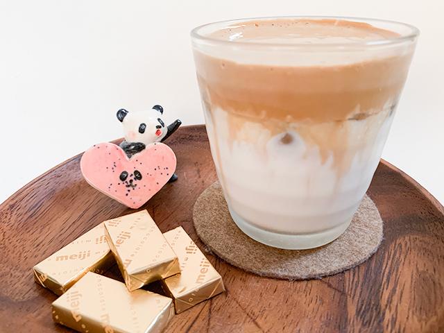 3つの材料で簡単に作れる!韓国で人気の「タルゴナコーヒー」を作ってみた