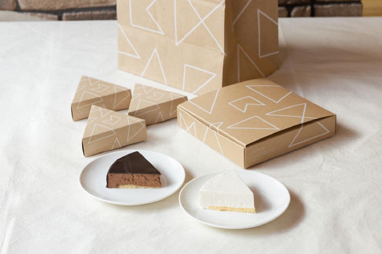 アルペンチーズケーキ パッケージ