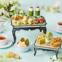 5種類のブランド抹茶を食べ比べできるアフタヌーンティ