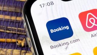 Booking.comアプリ