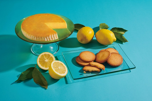 濃厚なのにレモンの香り爽やか!リピーター続出「御用邸レモンチーズケーキ」